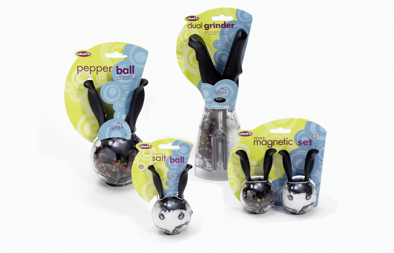 dual-grinders